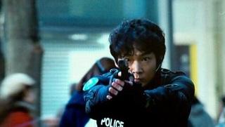 ドラマ「S-最後の警官-」の綾野剛