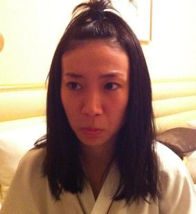 大島優子のすっぴん