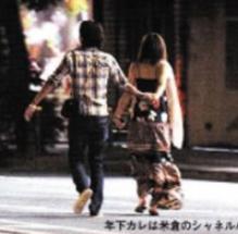 米倉涼子の熱愛記事『女性セブン』