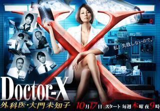 ドラマ『Doctor-X』の米倉涼子